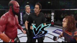 Hellboy vs. Chucky I UFC EA Sports