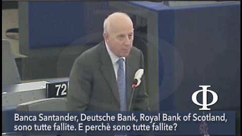 Perché l'intero sistema bancario è una truffa - Godfrey Bloom MEP