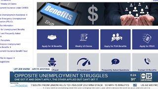Arizonans still struggling with unemployment system