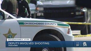 Deputy-involved shooting under investigation in Okeechobee County