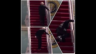 President Joe Biden 'Doing Fine' After He Tripped