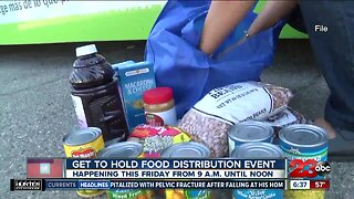 Golden Empire Transit to Hold Food Distribution Event