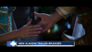 Aladdin trailer released
