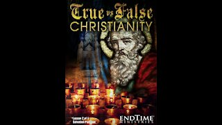 Irvin Baxter, Lesson #2 - True vs False Christianity