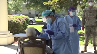 Antigen tests on the way to Palm Beach County