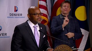 Denver mayor announces extension of stay-at-home order through March 8