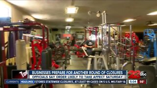 Kern County businesses prepare for another round of closures