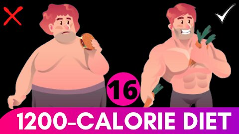 1200 calorie diet plan for weight loss – Foods To Eat And Avoid   Health Zone