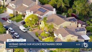 Larry Millete gun violence restraining order