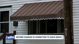 Buffalo mother charged with manslaughter in death of 2-year-old