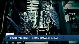 Ransomware Investigation City
