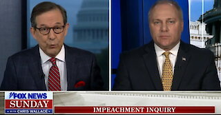 Chris Wallace browbeats Steve Scalise in rude interview