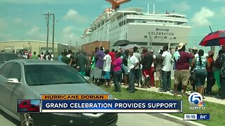 Grand Celebration provides support for Bahamians