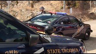 Nevada Highway Patrol involved in shooting on Mount Charleston