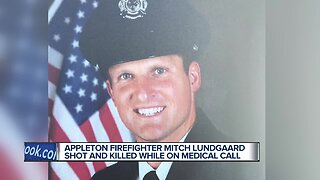 Authorities identify Appleton firefighter killed in shooting