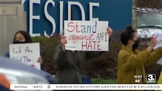 Omaha community rallies to 'Stop Asian Hate'