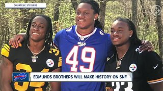 Bills-Steelers game extra special for Edmunds family