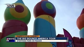 Big Bounce America Tour