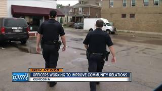 Kenosha Police strengthen community outreach with beat walks