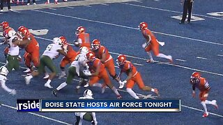 Boise State versus Air Force game guide