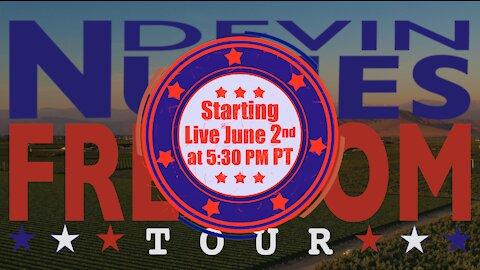 Exclusive Livestream with Devin Nunes and Victor Davis Hanson