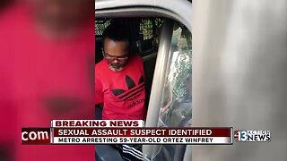 UPDATE: Police arrest Bunker Family Park sexual assault suspect