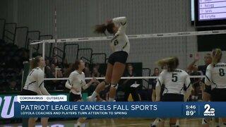 Loyola athletes 'devastated', looking toward spring after fall season canceled