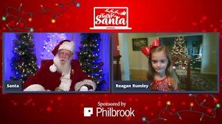 Talk 2 Santa: Reagan