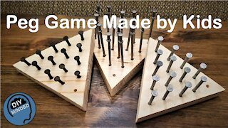A Game A Day To Help With The Lockdown - Peg Game - Game 7