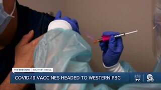 Florida to allocate portion of COVID-19 vaccines for western Palm Beach County communities