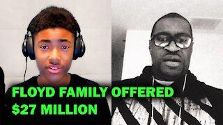 Floyd Family offered $27 MILLION SETTLEMENT