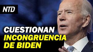 Principal asesor revela planes de Trump; Cuestionan a Biden por mostrarse sin mascarilla | NTD