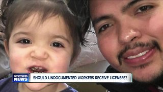 Should undocumented workers receive licenses?