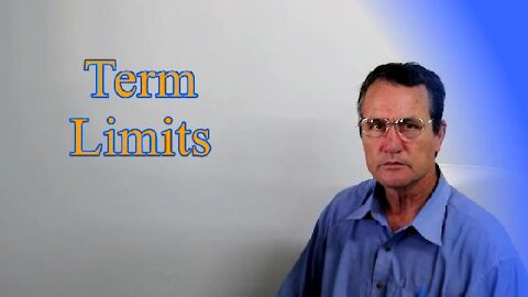 Term limits on political representation.