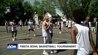 Fiesta Bowl basketball tournament for mental health awareness