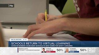 Arizona schools return to remote learning