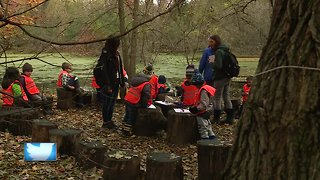 Partners in Education: Outdoors Classroom