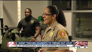 Students explore career opportunities through 'Dream Out Loud' program