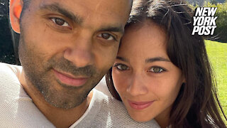 Tony Parker dating French tennis star Alize Lim months after confirming divorce