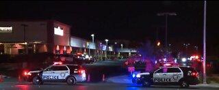 Las Vegas police investigate homicide overnight