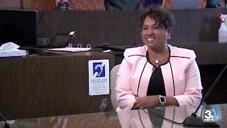 Moving Forward: Judge Tressa Alioth