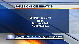 City of Meridian hosting grand opening of Discovery Park