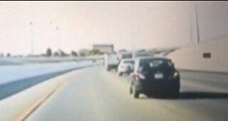Nevada Highway Patrol warns drivers about debris on roadways