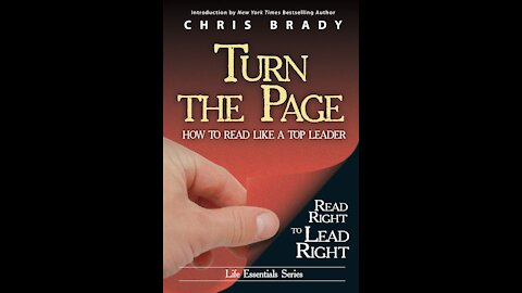 Book Review: Turn the Page