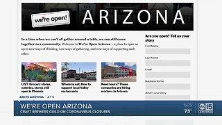 We're Open Arizona aims to help Valley restaurants