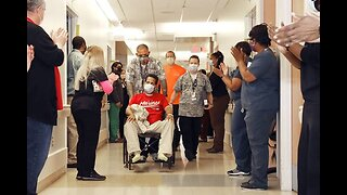 Nevada's first COVID-19 patient released from hospital