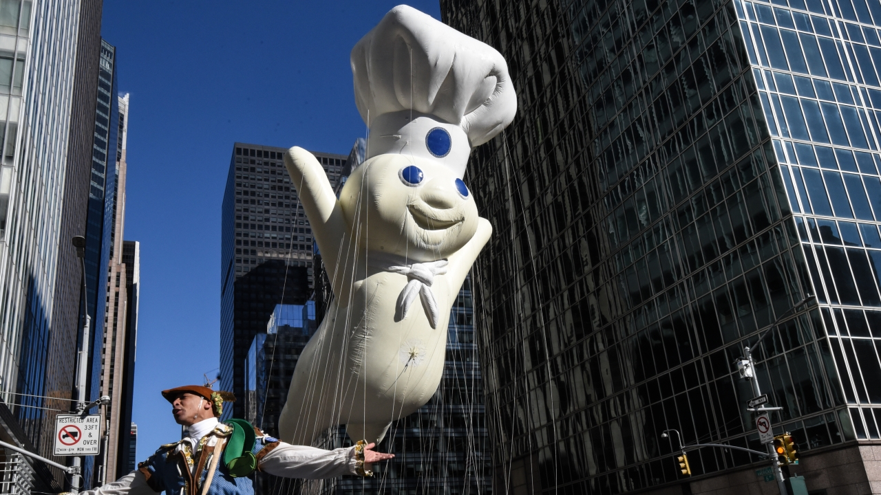 Macy's Thanksgiving Day Parade Might Be Missing Iconic Balloons