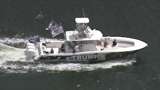 Trump boat parade to set sail Monday in Palm Beach County