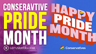 Conservative Pride Month