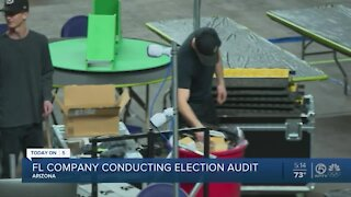 What's going on with the Arizona audit?